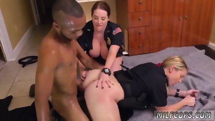 Milf huge anal dildo and red head small tits Black Male squatting in home gets our mummy - scene 3