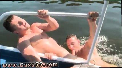 Men wanking outdoors gay Anal Sex In The Wilderness! - scene 5