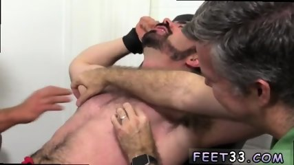 Young boy to ladyboy gay sex Dolan Wolf Jerked & Tickled - scene 8