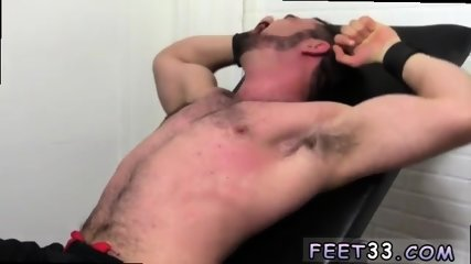Young boy to ladyboy gay sex Dolan Wolf Jerked & Tickled - scene 9
