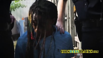 Alley is totally compromised when officers take and fuck a criminal