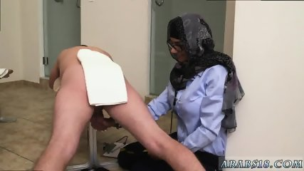 Muslim office and arab sex scandal Black vs White, My Ultimate Dick Challenge.
