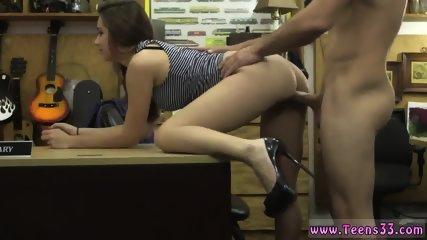 School girl first time Fucked in her beloved pair of heels!
