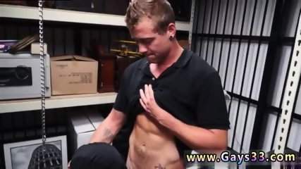 Sweaty gay blowjobs and group lads jerking off Dungeon sir with a gimp