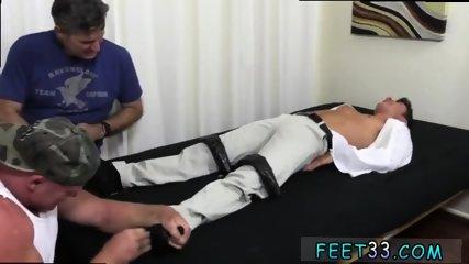 Hottest beauty young boy ass gay sex Sexy Hunk Matthew Tickled