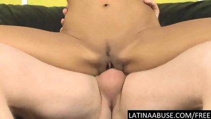 Cassandra Cruz does extreme anal