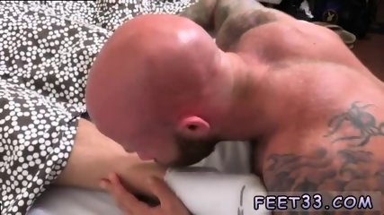 Gay foot slave master Drake Gets Off On Sleeping Connor s Feet