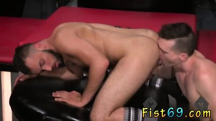 Young boys fisting and collage fucks d