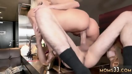 Sex with mom and cum on ass Horny Step Mom Gets Slammed