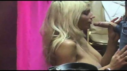 Puma Swede backstage fun - scene 4