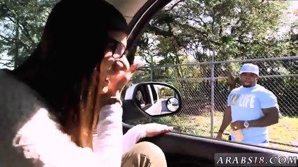 Arab anal amateur Mia Khalifa Tries A Big Black Dick