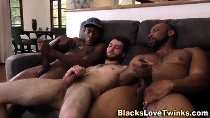 Black Dudes Masturbate