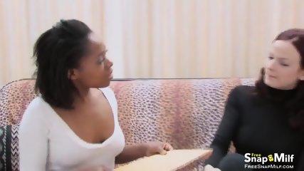 FreeSnapMilf - Amazing Interracial Lesbian Adventure