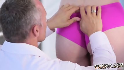 Blowjob under table at family dinner Fatherly Alterations Pt. 2 - scene 1