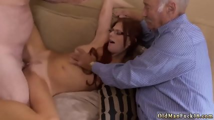 Hot euro babe fucks old man Frannkie And The Gang Take a Trip Down Under