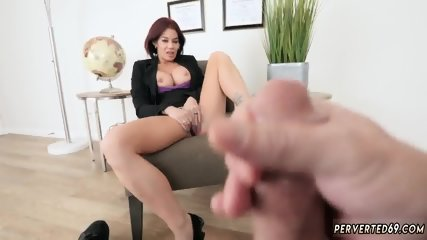 Brunette milf female agent and masked mom blowjob Ryder Skye in Stepmother Sex Sessions