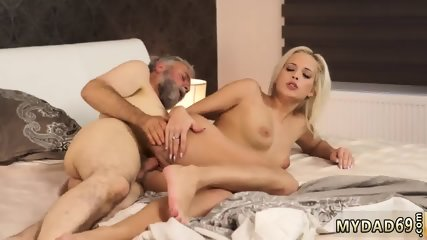 Old man shy girl Surprise your girlpal and she will fuck with your dad