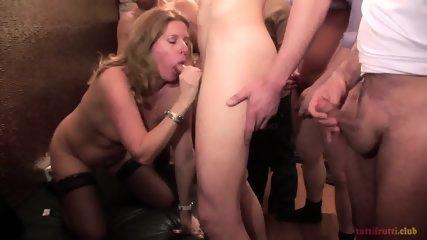 Mature Ladies At Swingers Orgy - scene 4