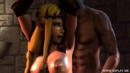 3D Hentai - Fatasy cartoon 3D sex