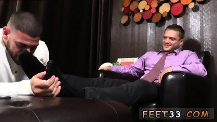 Kyler moss gay twink feet Tyrell s Sexy Feet Worshiped