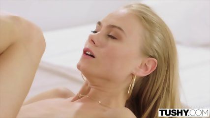 TUSHY Nancy A S Amazing First Exclusive Anal! - scene 12