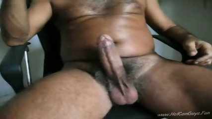 Hung Daddy Blasts Two Huge Loads