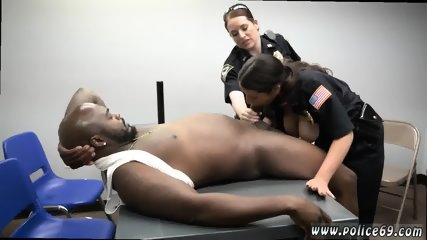 Blonde plane first time Milf Cops