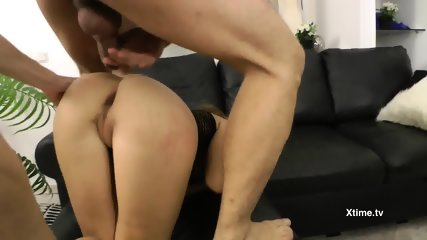 The Anal Submission Of Dirty Whore - scene 11