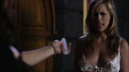 [BareMaidens] Raven And Sasha Hart Surprise Lesson - scene 3