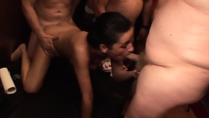 Amateur Nympho Swinger Party