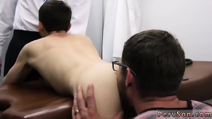Hot mixed boys caught gay Doctor s Office Visit