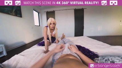 VRBangers.com-Teen cheerleader Luna Star fucked hard by a big dick