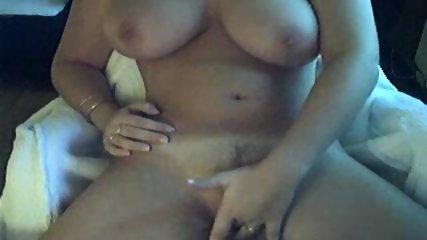 Wife masturbates her tight Pussy - scene 9