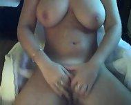 Wife masturbates her tight Pussy - scene 10