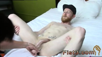Fisting gay trailer Caleb s a great victim and servicing his Dom so well has Sky spunking
