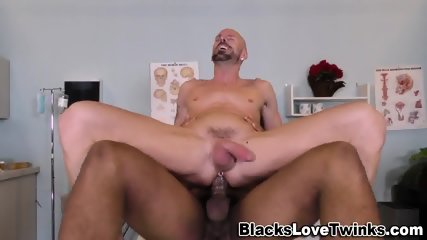 Black Doctor Gets Ridden
