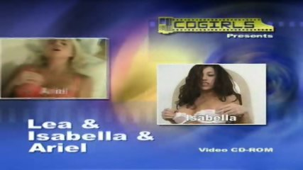 Isabella and Victoria Knight - scene 1