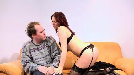 Nerd Guy Fucks Slut's Ass - scene 2