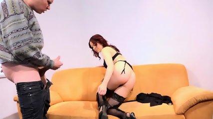 Nerd Guy Fucks Slut's Ass - scene 6