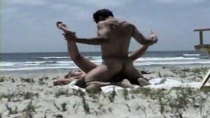 Fun on the Beach - scene 5