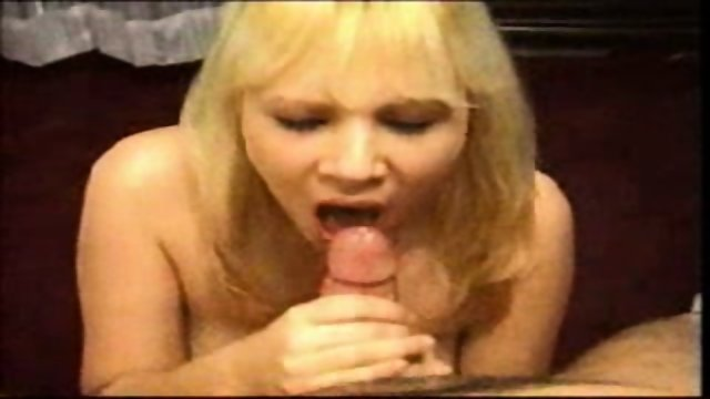 Homemade cumshot