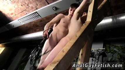 Gay white drinking black piss and big cock sucked movie theater Victim Aaron gets a
