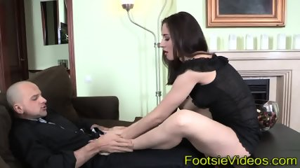 Fetish babes feet fucked