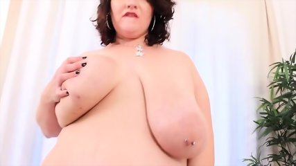 Sperm On Big Tits - scene 2