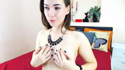 Nice Tits Sexy Beautiful Russian Playing P1 Hd - scene 2