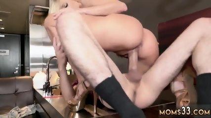 Beautiful blonde milf anal xxx Horny Step Mom Gets Slammed