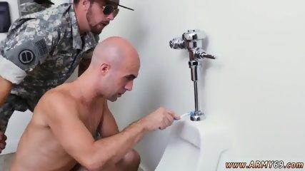Chubby men bears wrestling sex Good Anal Training
