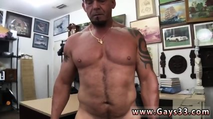 Straight men fucking gay sex toys Snitches get Anal Banged!