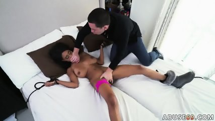 Virgin rough sex and brutal bdsm fuck punishment Brittney White Takes it Hard