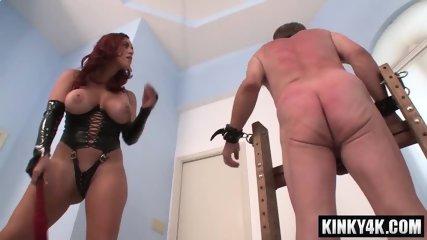 Hot mistress sex and cumshot